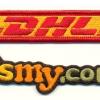 Aufnaeher DHL itsmy.com