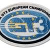 Aufnaeher FIA GT3 EUROPEAN CHAMPIONSHIP patch