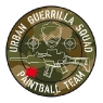 paintball gotcha softair aufnaeher design