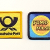 Aufnaeher Deutsche Post Fimo