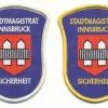 Aufnaeher Stadtmagistrat Innsbruck