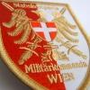 Aufnaeher Stabskompanie Militaerkommando Wien