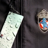 Softshell Jacke mit Stickerei (Brust)
