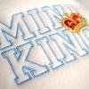 Stickmuster Stickdatei Mini King