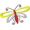 Stickmuster Stickdatei Libelle 01 3,60 EURO