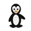 Stickmuster Stickdatei kleiner Pinguin 3,60 EURO