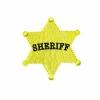 Stickmuster Stickdatei Sheriff 3.- EURO