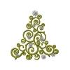 Stickmuster Stickdatei Weihnachtsbaum 3,60 EURO