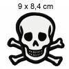 Stickmuster Stickdatei Totenkopf skull gross 6.- EURO